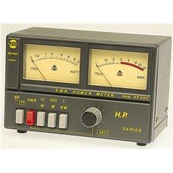 ZETAGI HP 500 SWR/PWR 50/75 OHM 3-200 MHZ SWR