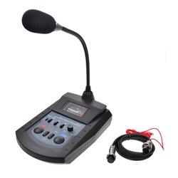 JCD 201M ECHO DESK MICROPHONE TTI 6P