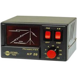 ZETAGI HP28 ANT. AMPLIFIER