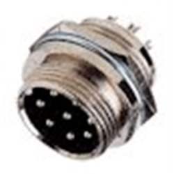 NC 523 MIC CHASSIS 8 PIN