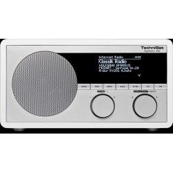 Technisat DigitRadio 400 wit Dab+FM Intern.+bluet.
