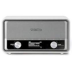 Technisat DigitRadio 520 wit Dab+ retro +multiroom