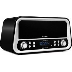 Technisat DigitRadio Classic zwart DAB+ en FM radi