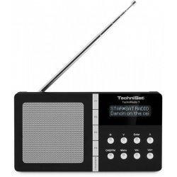 Technisat TechniRadio 1 zwart portable radio