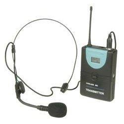Citronic UHF draadloze hoofdmicrofoon