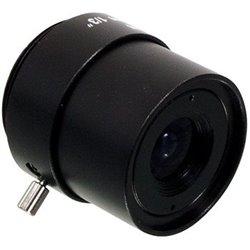 KONIG 8.0mm lens met vaste diafragma voor bewakingscamera