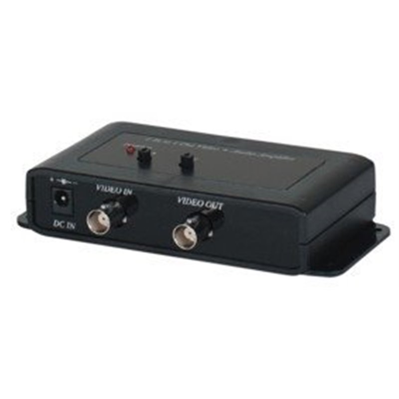 KONIG Video signaal versterker voor bewakingscamera