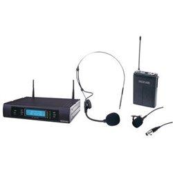 HQ Professioneel draadloos microfoonsysteem