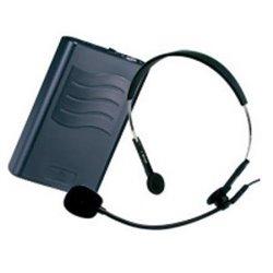Skytronic UHF draadloze hoofdmicrofoon 863,3 MHz