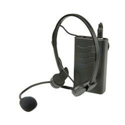 Skytronic VHF draadloze hoofdmicrofoon 197,32 MHz